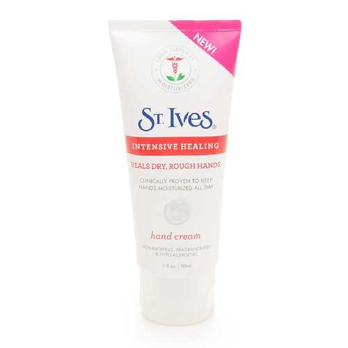 st ives hand cream review