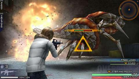 parasite eve 3rd birthday review