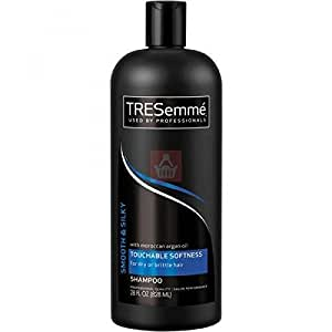 tresemme touchable softness shampoo review