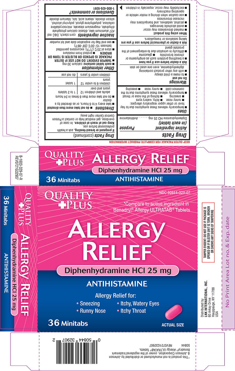 quality plus allergy relief reviews
