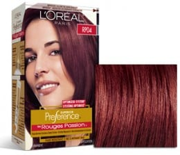 loreal preference pure burgundy review