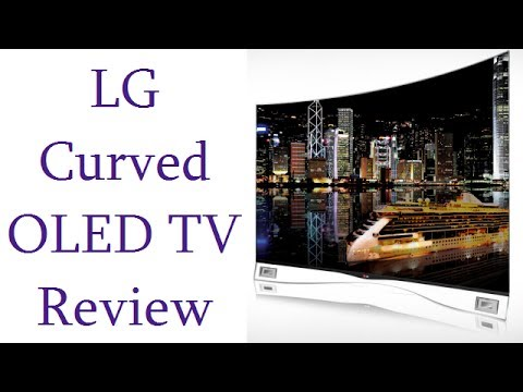 lg curved screen tv review