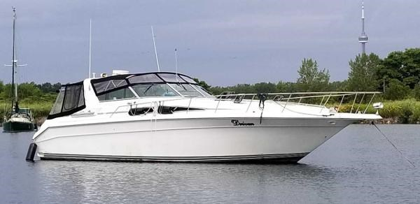 sea ray 420 sundancer review