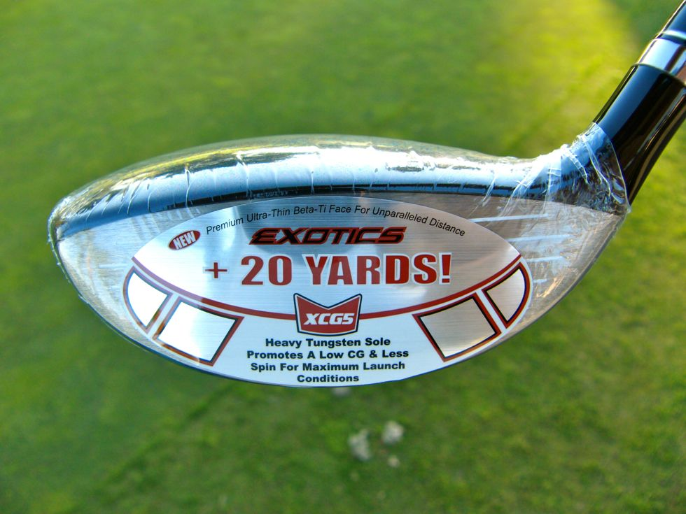 tour edge exotics xcg7 3 wood review