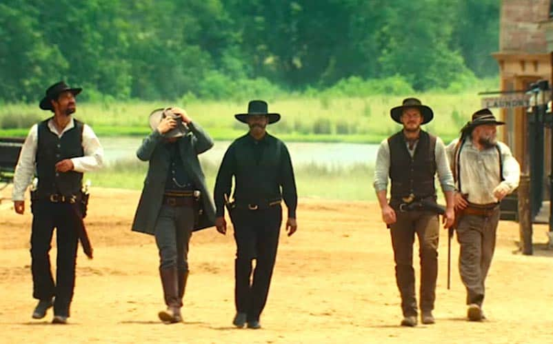 the magnificent seven 2016 review