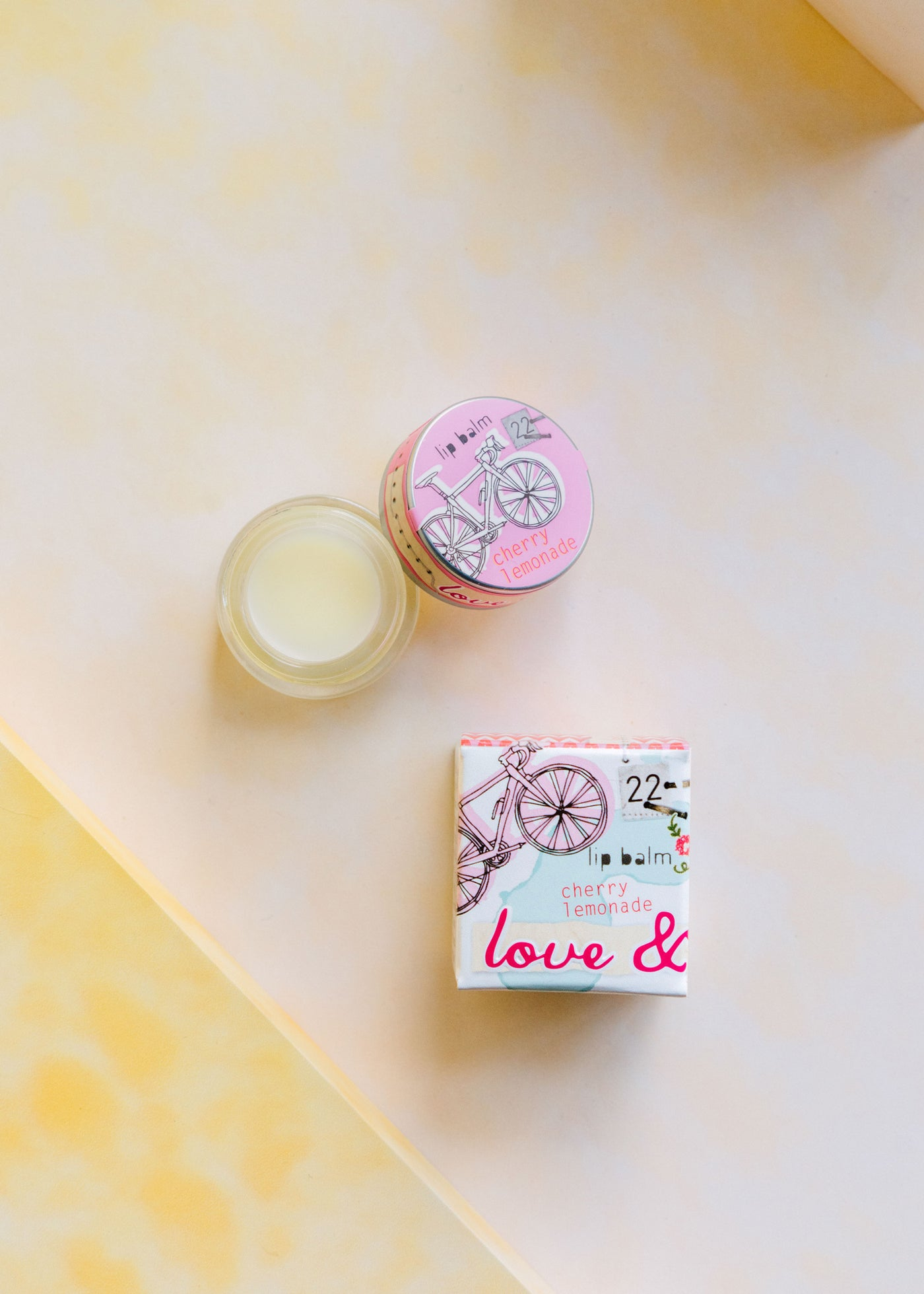 love and toast lip balm review