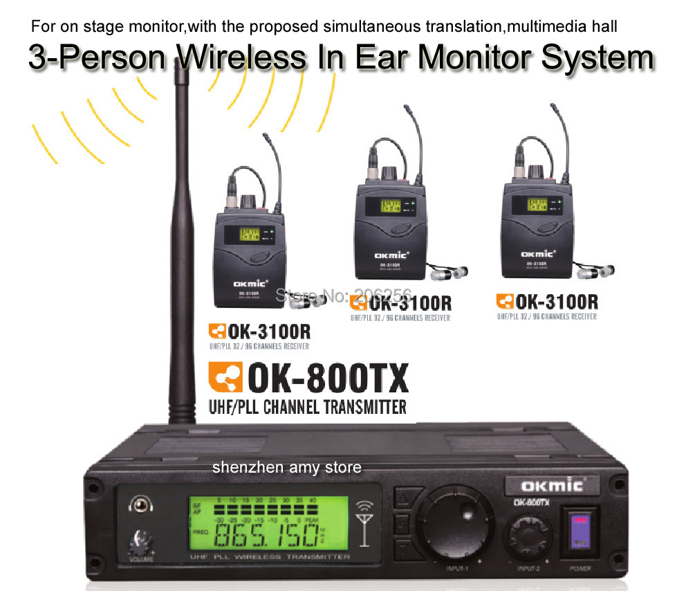 wireless in ear monitor system reviews