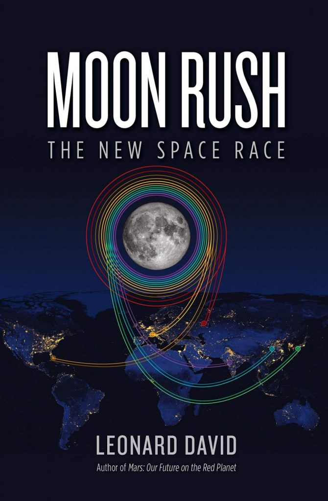 who built the moon review