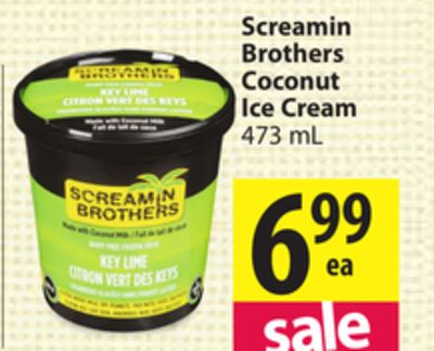 screamin brothers ice cream review