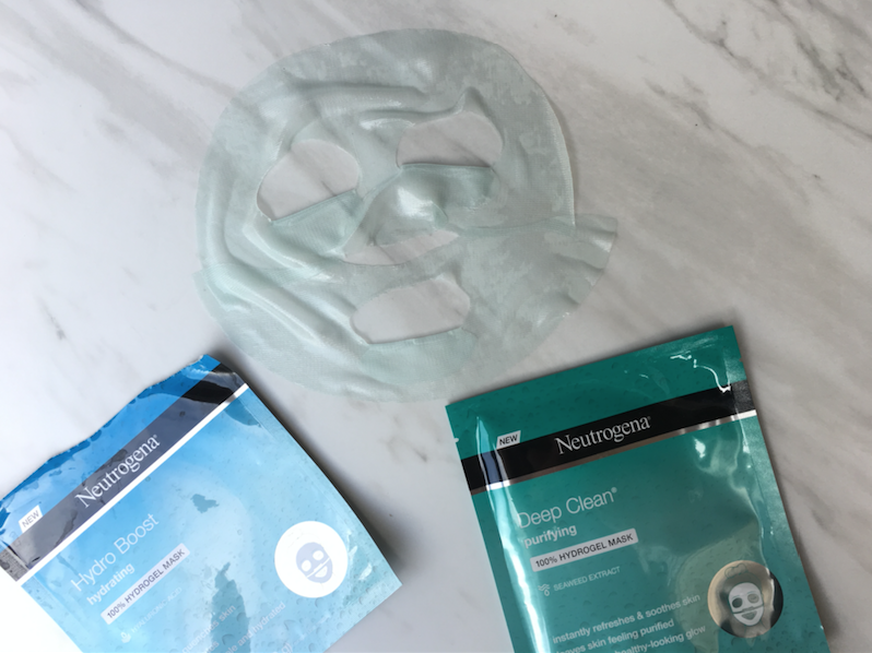 hydro face mask vitamasques review