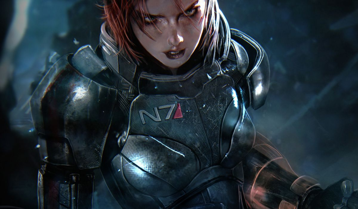 mass effect video game review