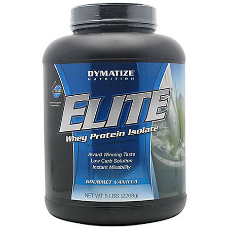 whey protein isolate vanilla review