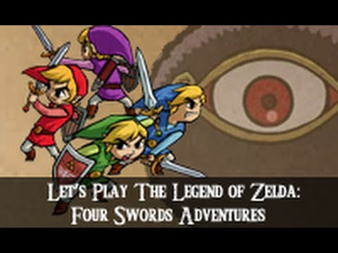 zelda four swords adventures review