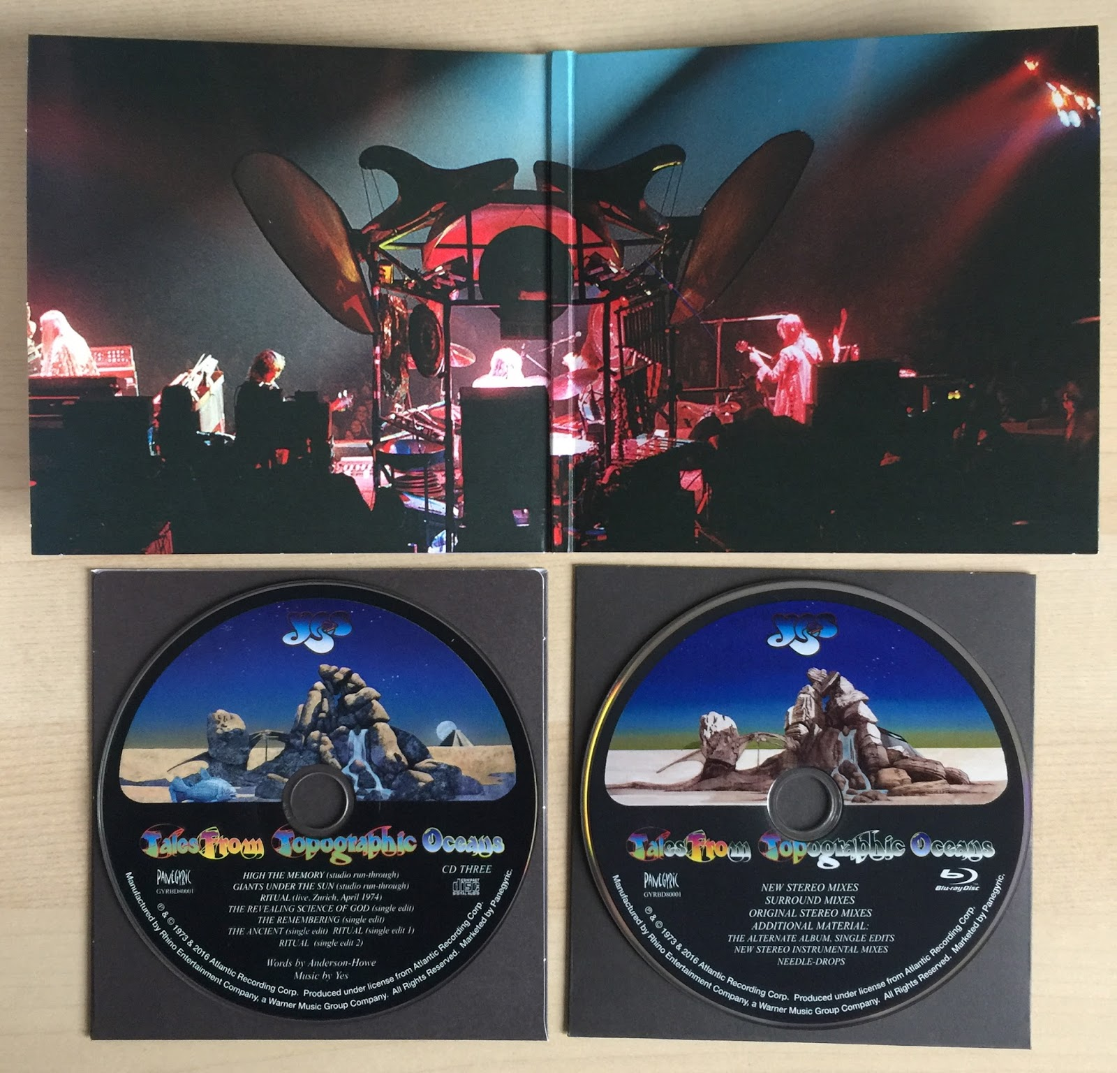 tales from topographic oceans review
