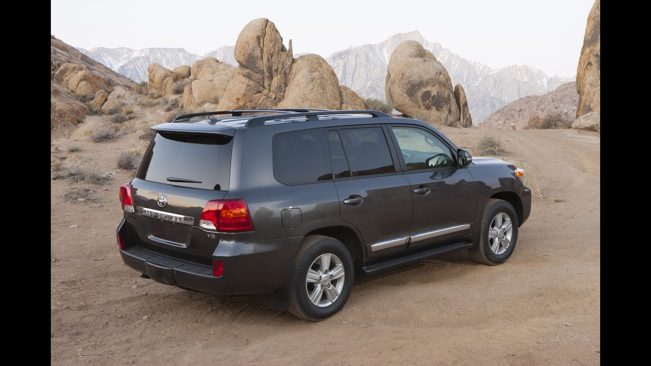 toyota land cruiser 2013 review
