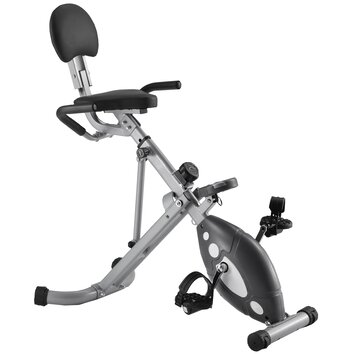 stamina intone folding recumbent exercise bike review