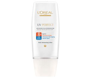 l oreal uv perfect sunscreen review