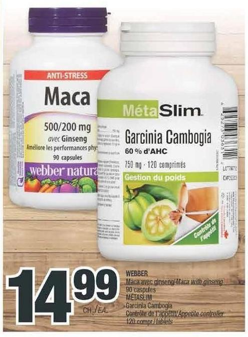 webber maca with ginseng review