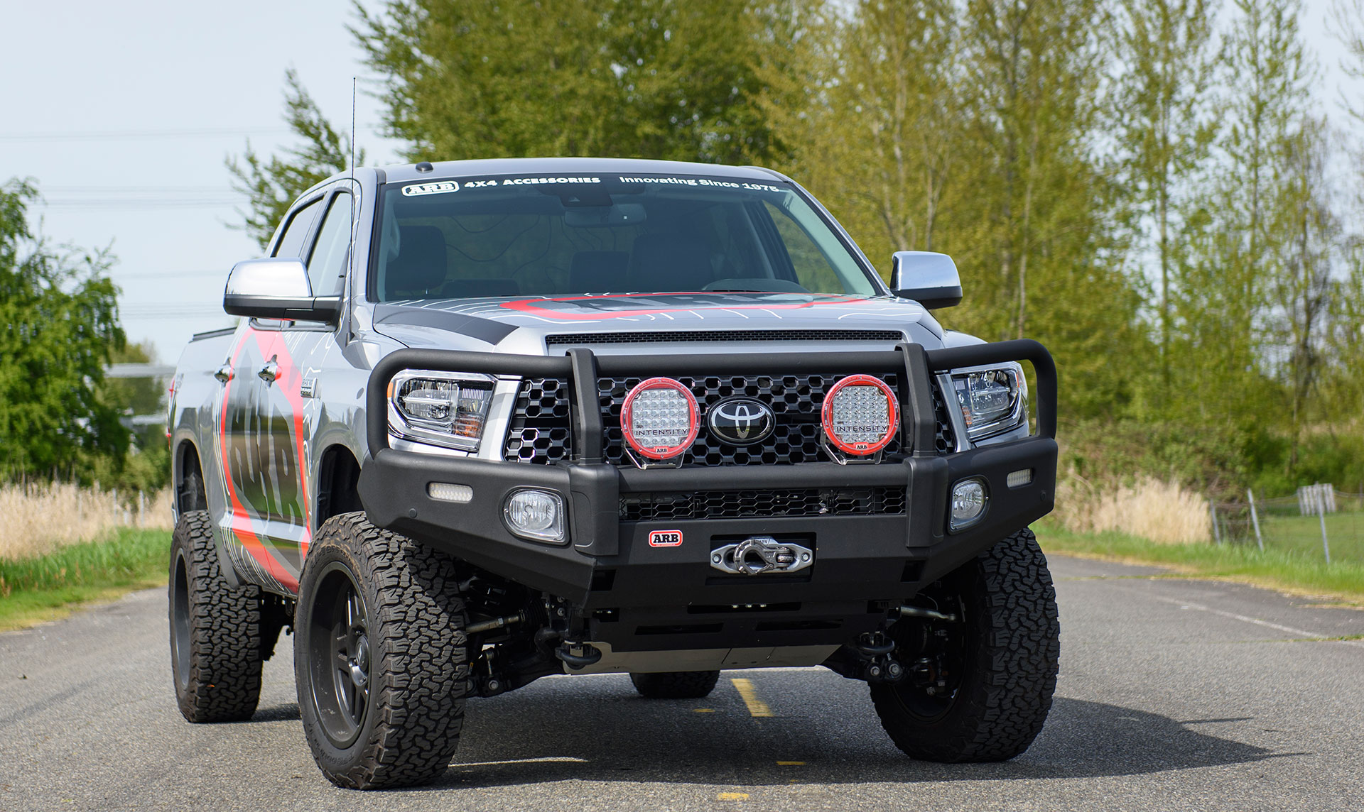 toyota tundra old man emu suspension review