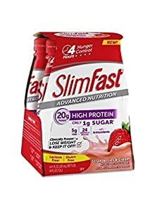 slim fast ready to drink shakes reviews