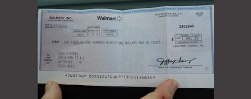 how to write a review on walmart