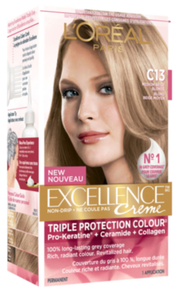 l oreal excellence creme natural blonde 8 reviews
