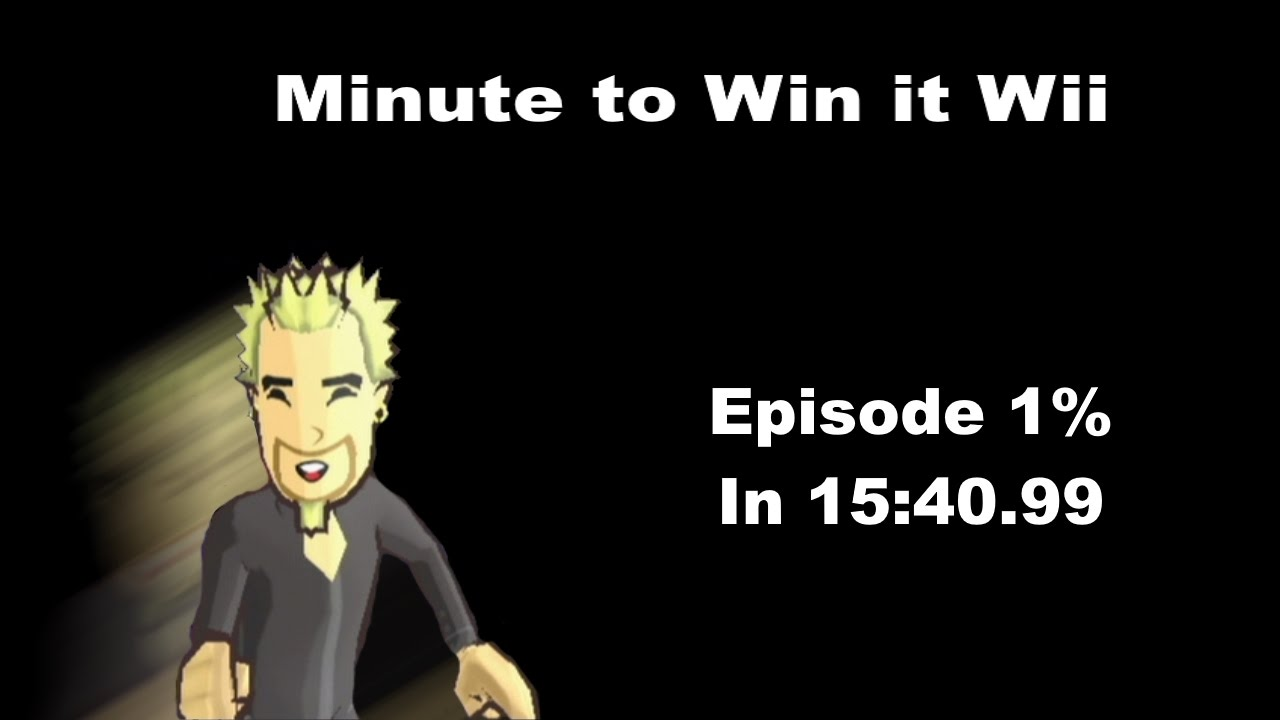 minute to win it wii review