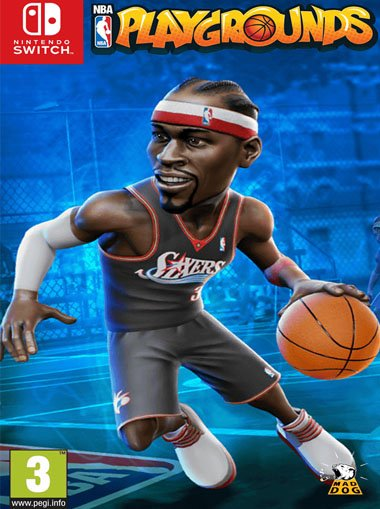 nba playgrounds nintendo switch review