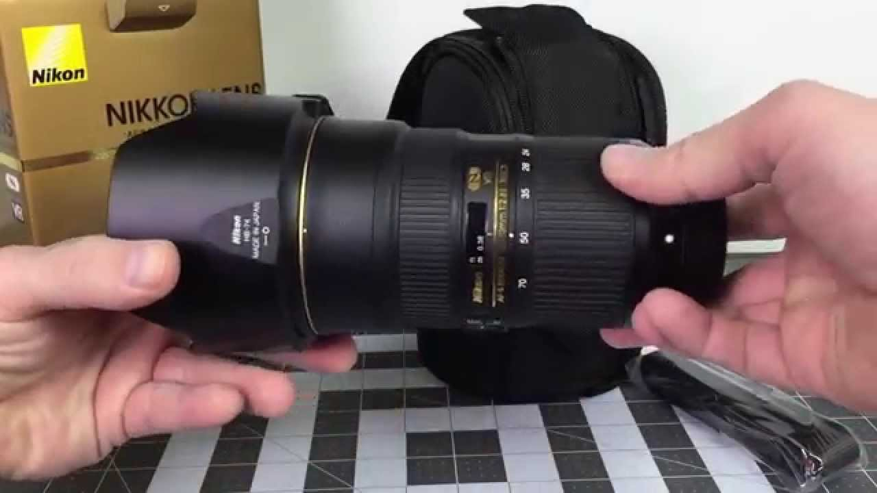 nikkor 24 70mm f2 8 review