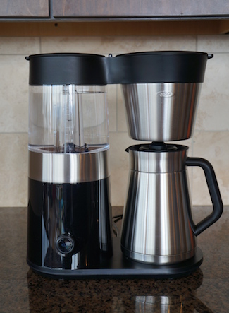 oxo barista brain 9 cup review