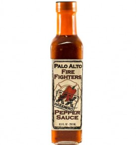palo alto firefighters pepper sauce review