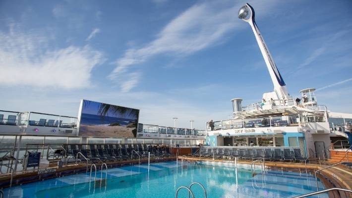 radiance of the seas reviews new zealand cruise