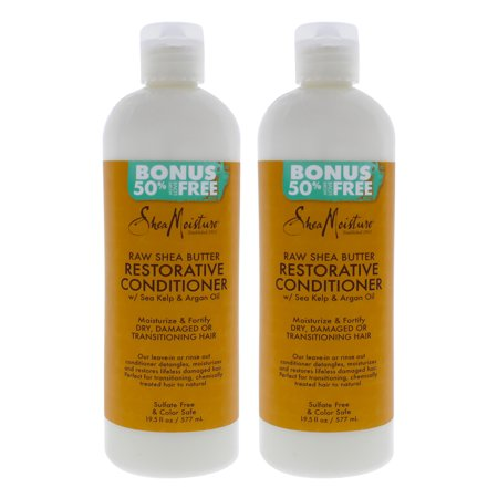raw shea butter restorative conditioner reviews