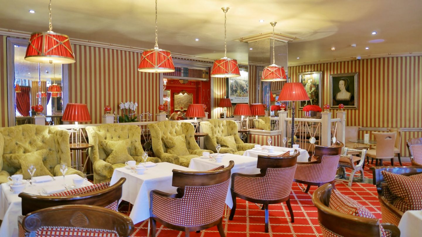 rubens hotel afternoon tea review