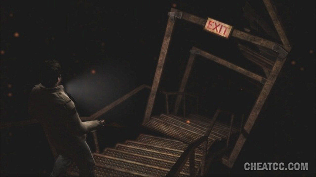 silent hill xbox 360 review