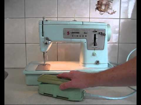 singer 347 sewing machine review