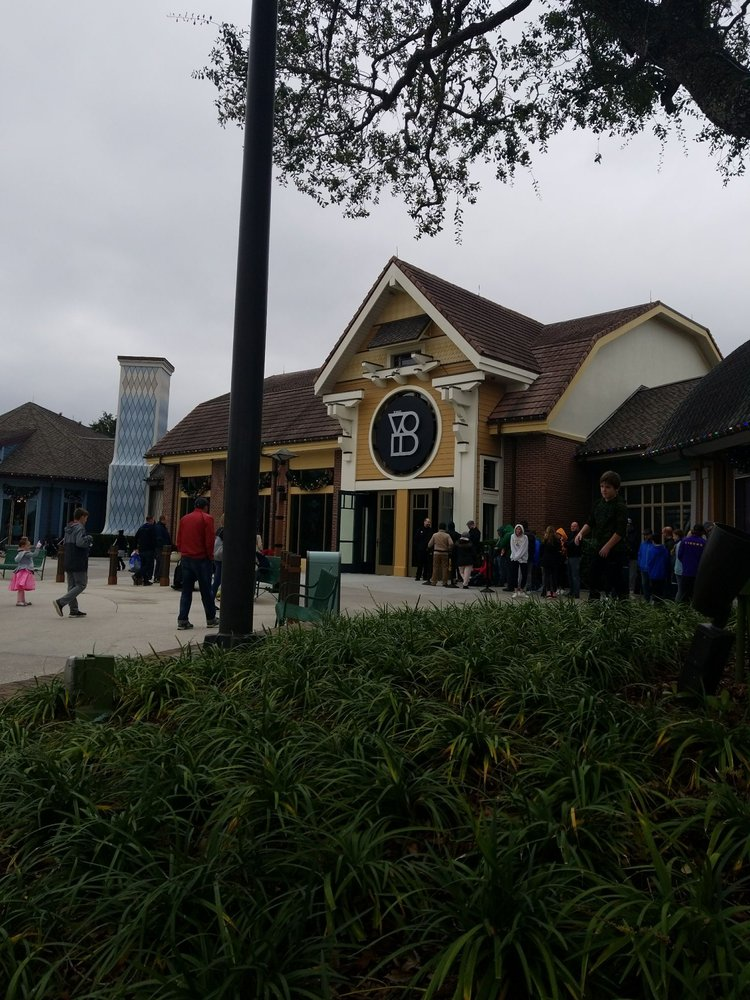 the void disney springs review