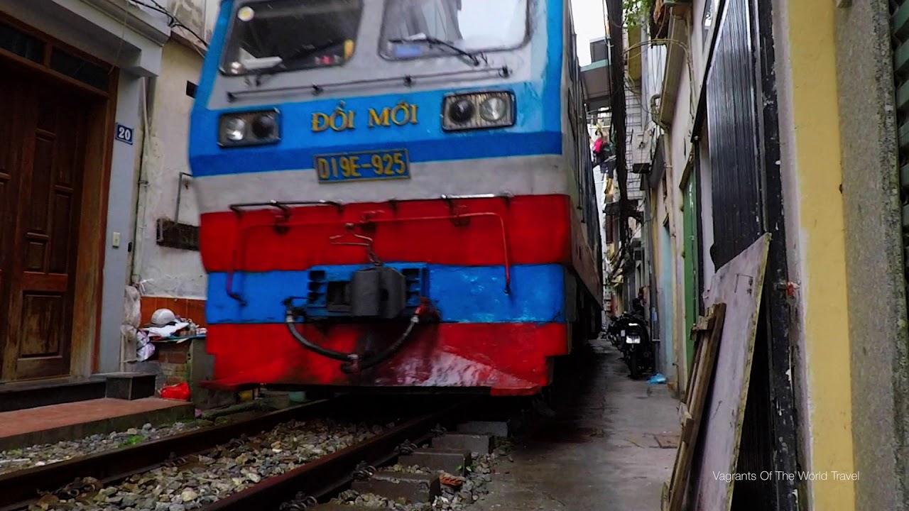 train travel in vietnam review