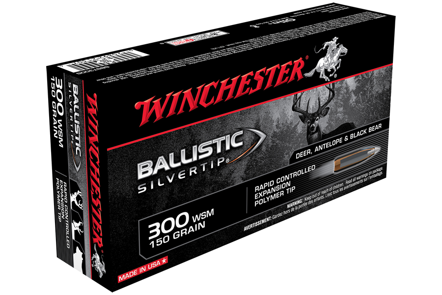 winchester ballistic silvertip 300 win mag review