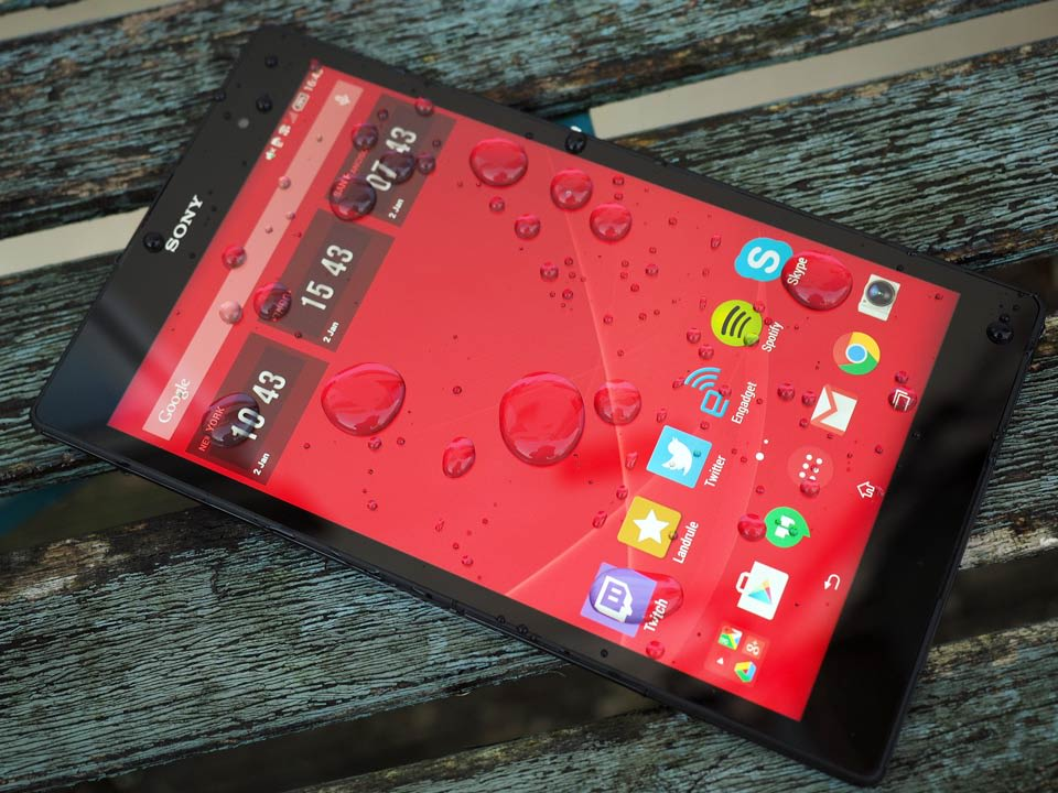 xperia z3 tablet compact review
