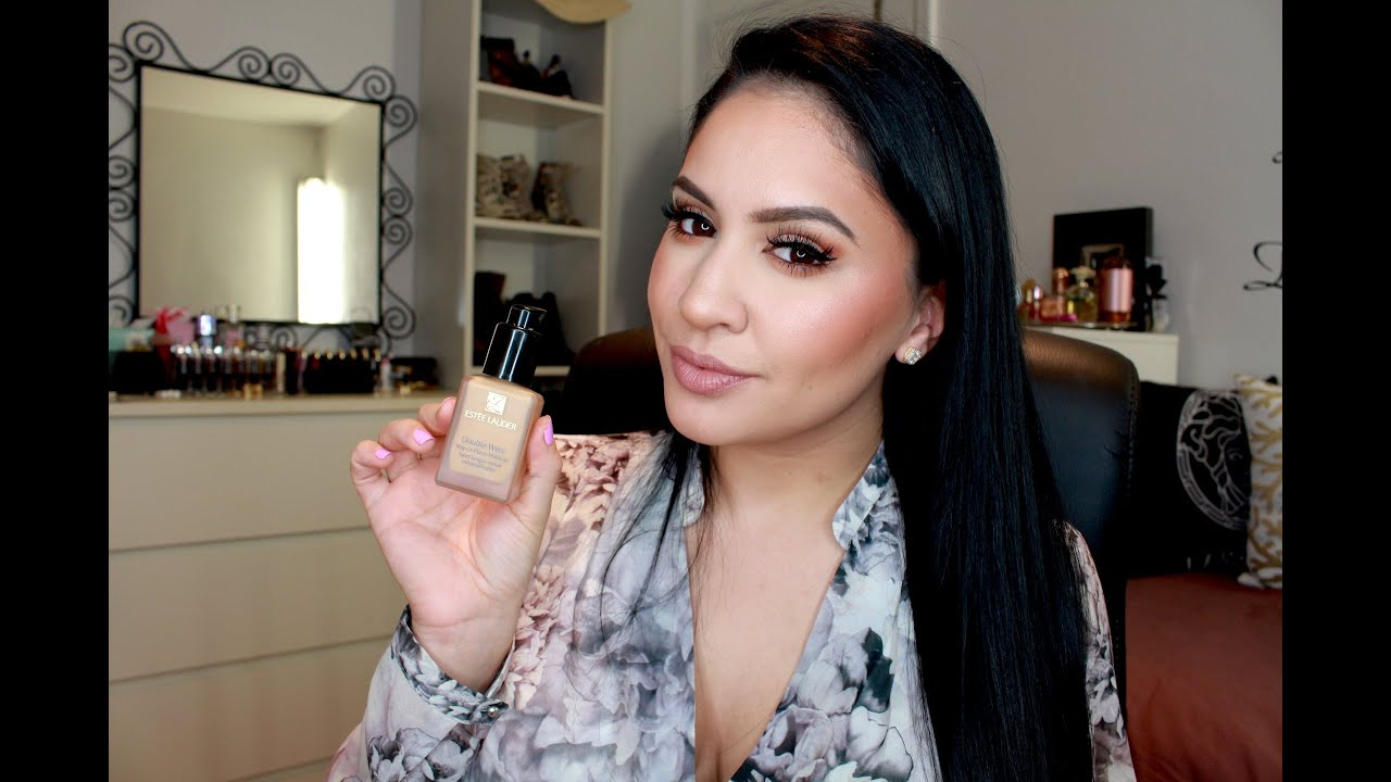 ysl double wear foundation review